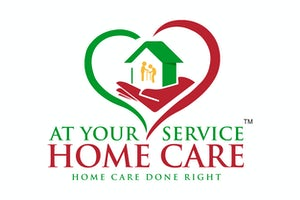 At Your Service Home Care logo