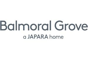 Japara Balmoral Grove logo