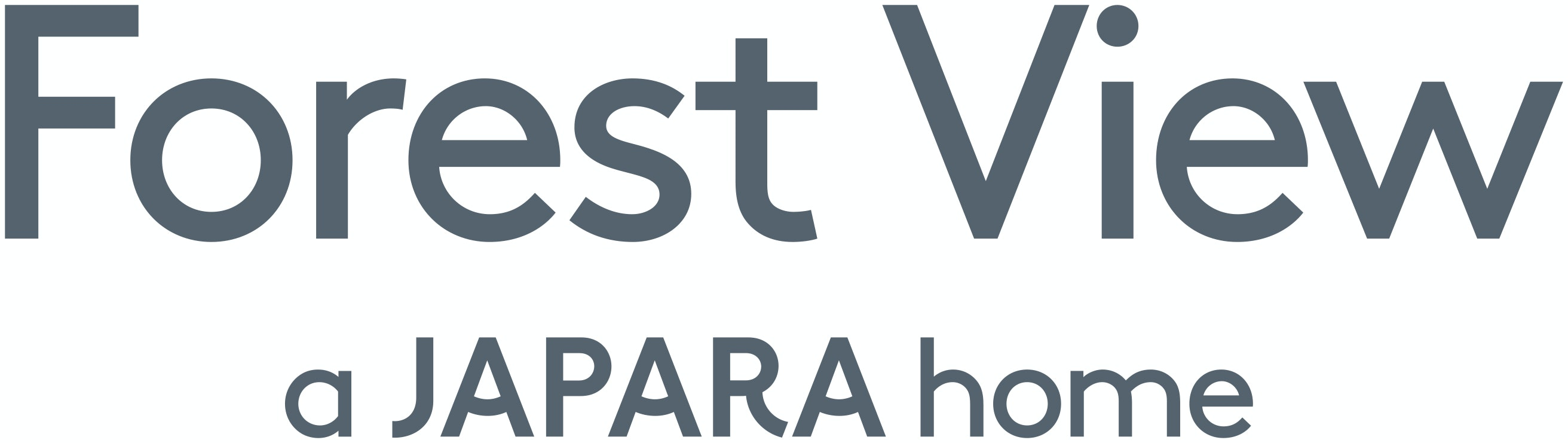 Forest View Aged Care Facility logo