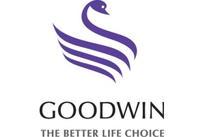 Goodwin Health and Wellness Centres, Crace and Monash logo
