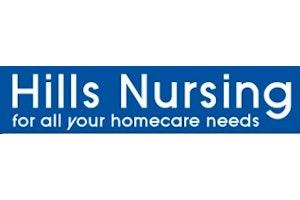 Hills Nursing logo