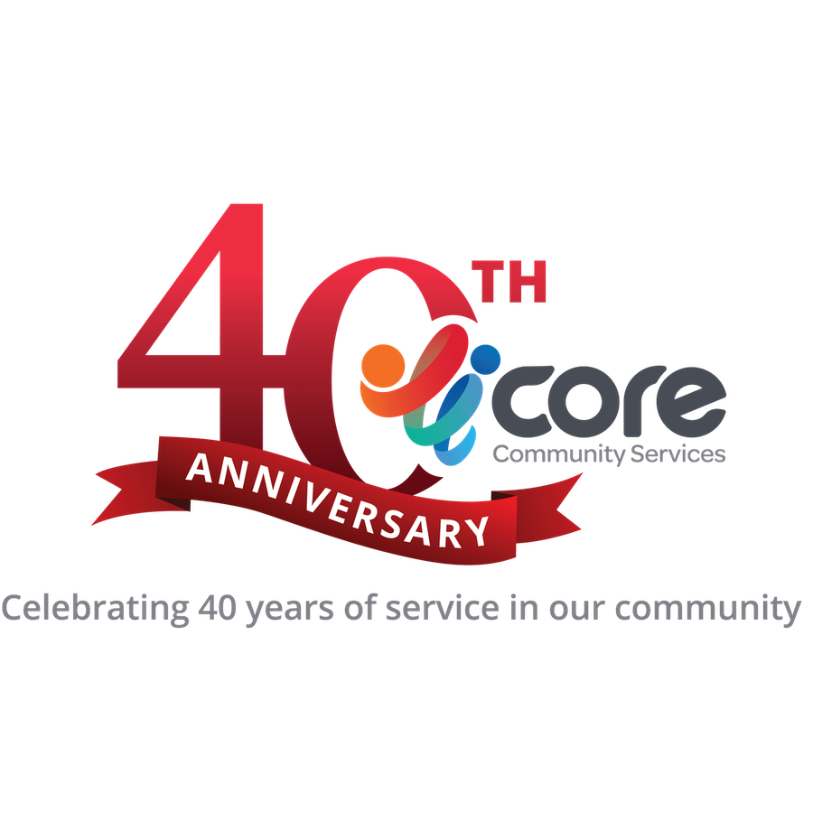CORE - over 40 years of community services