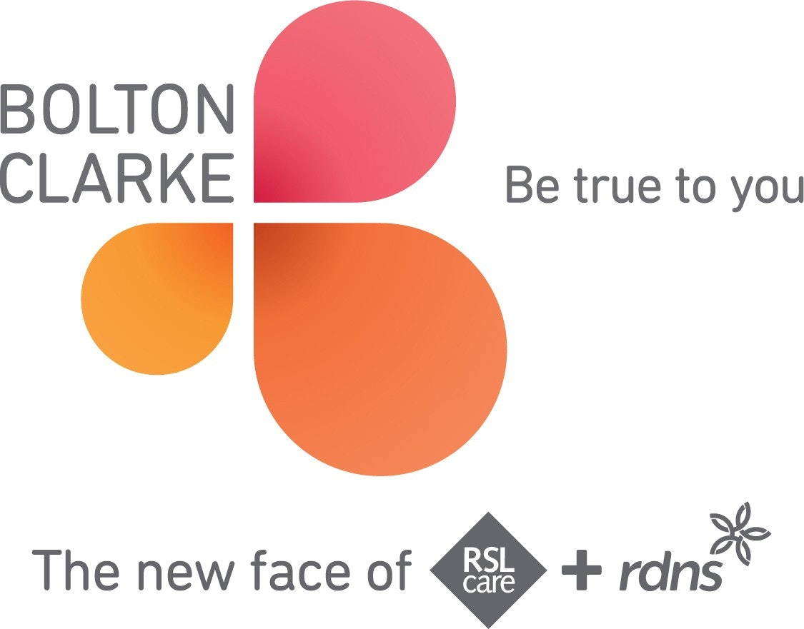 Bolton Clarke Baycrest, Hervey Bay logo