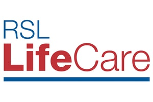 RSL LifeCare Agris Hutrof House logo