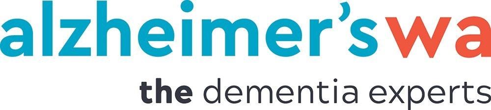 Alzheimer's WA Volunteering Program logo
