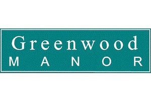 Greenwood Manor logo
