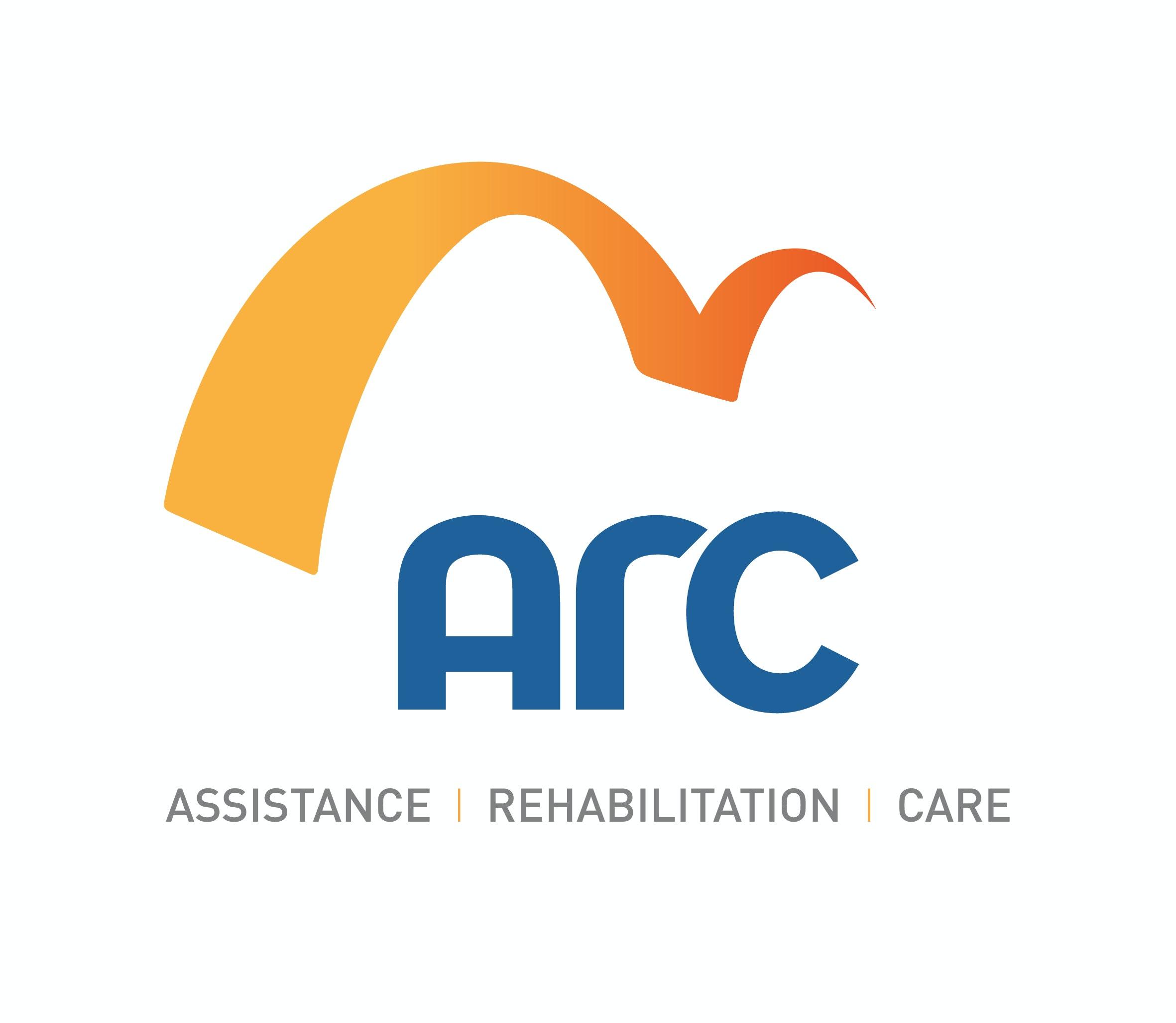 ARC Community Care logo