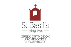 St Basil's Croydon Park logo