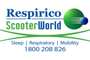 Respirico Scooterworld - Holden Hill logo