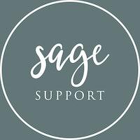 Sage Support logo