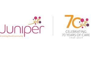 Juniper Chrystal Gardens logo