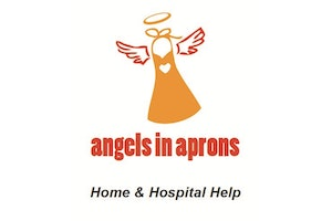 Angels in Aprons Gold Coast logo