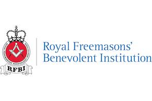 RFBI Benhome Masonic Village logo