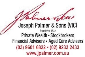 Joseph Palmer & Sons logo