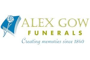 Alex Gow Funeral Services logo