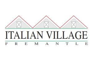 Italian Village Fremantle logo