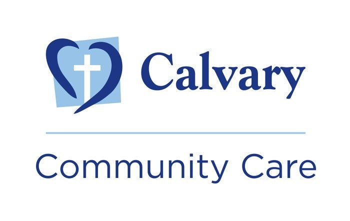 Calvary Community Care Hunter logo