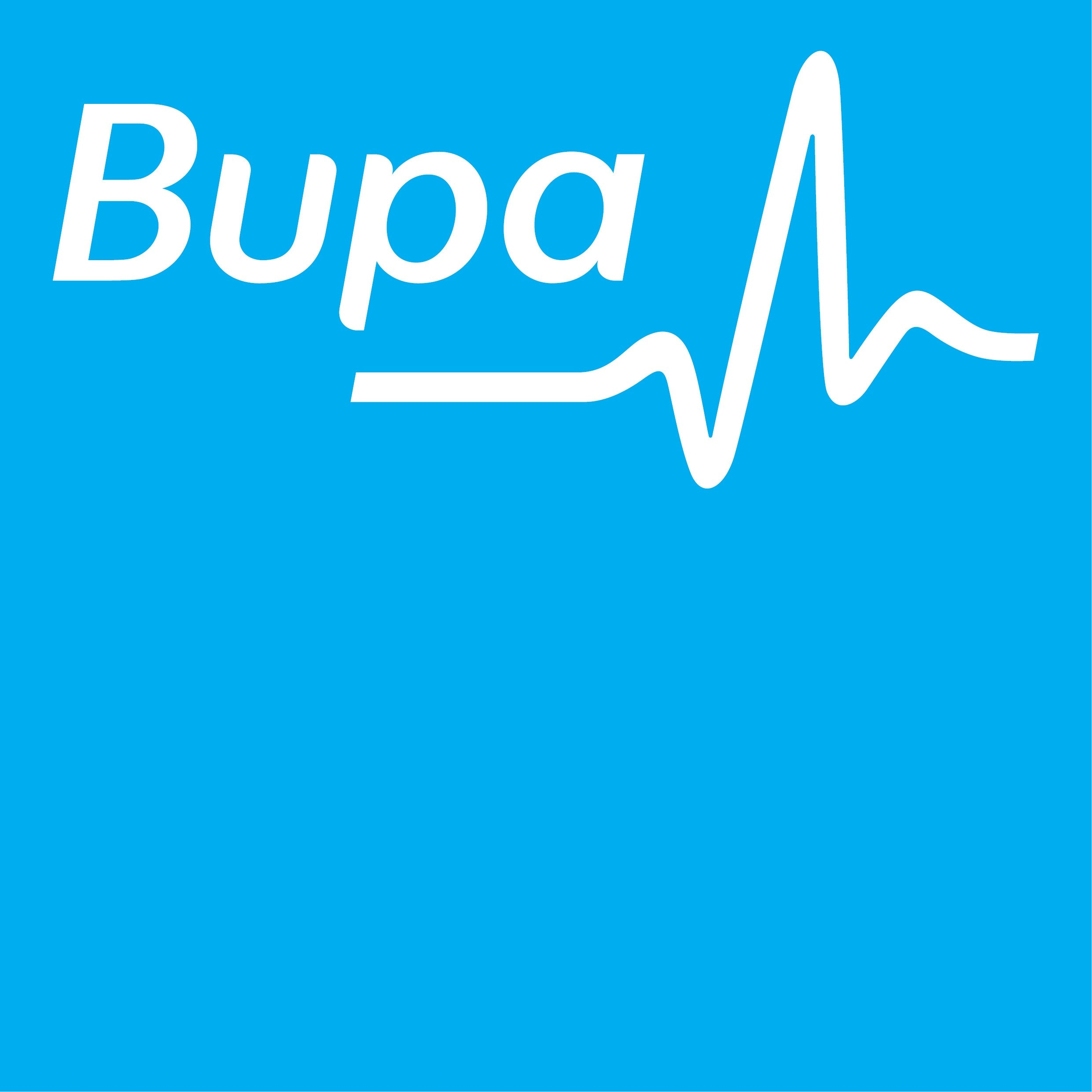 Bupa South Hobart logo