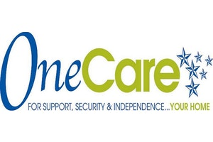 OneCare's Bishop Davies Court logo