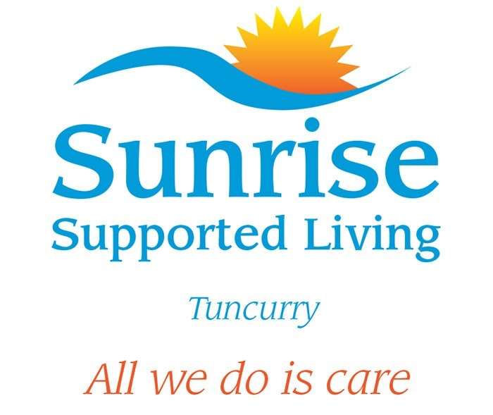 Sunrise Supported Living Forster/Tuncurry logo