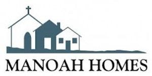 Manoah Homes logo