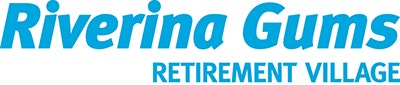 Riverina Gums Retirement Village logo