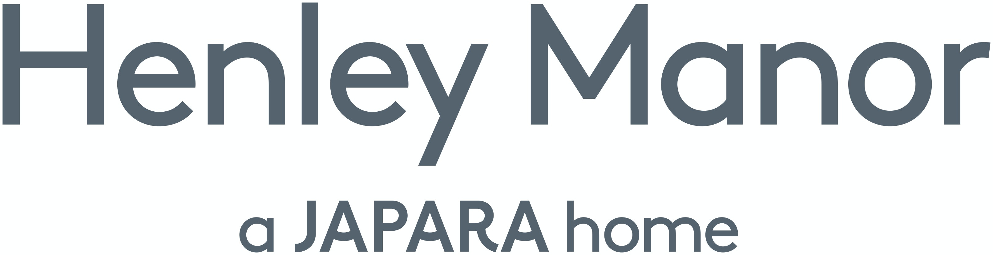 Henley Manor logo