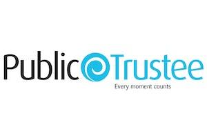 Public Trustee Tasmania logo