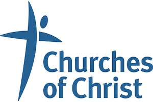 Churches of Christ in Queensland Palms Aged Care Service logo