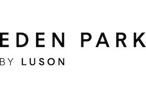 Luson Eden Park logo