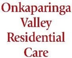 Onkaparinga Valley Residential Care logo