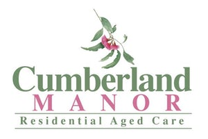 Cumberland Manor Residential Aged Care logo