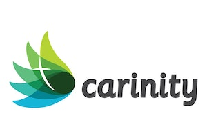Carinity Brookfield Green logo