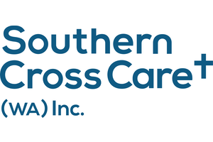 Donovan Village Southern Cross Care logo