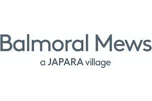 Balmoral Mews Retirement Villas logo