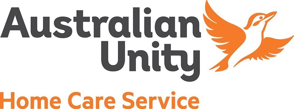 Australian Unity Home Care Service Western Plains Region logo