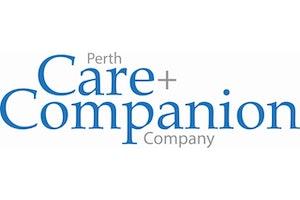 Perth Care + Companion Company logo