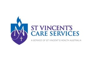 St Vincent's Care Services Toowoomba logo