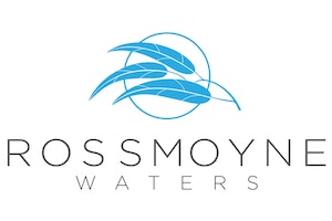 Rossmoyne Waters logo