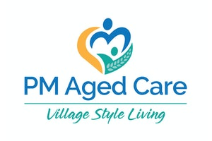 PM Aged Care logo