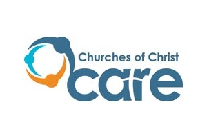 Churches of Christ Care Clive Burdeu Aged Care Service logo