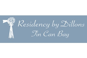 Residency by Dillons Tin Can Bay logo
