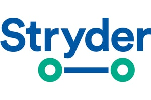 Stryder Community Transport logo