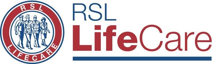 RSL LifeCare Mark Donaldson VC House logo