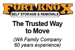 Fort Knox Self Storage WA logo