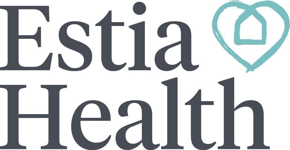 Estia Health Tea Gardens logo