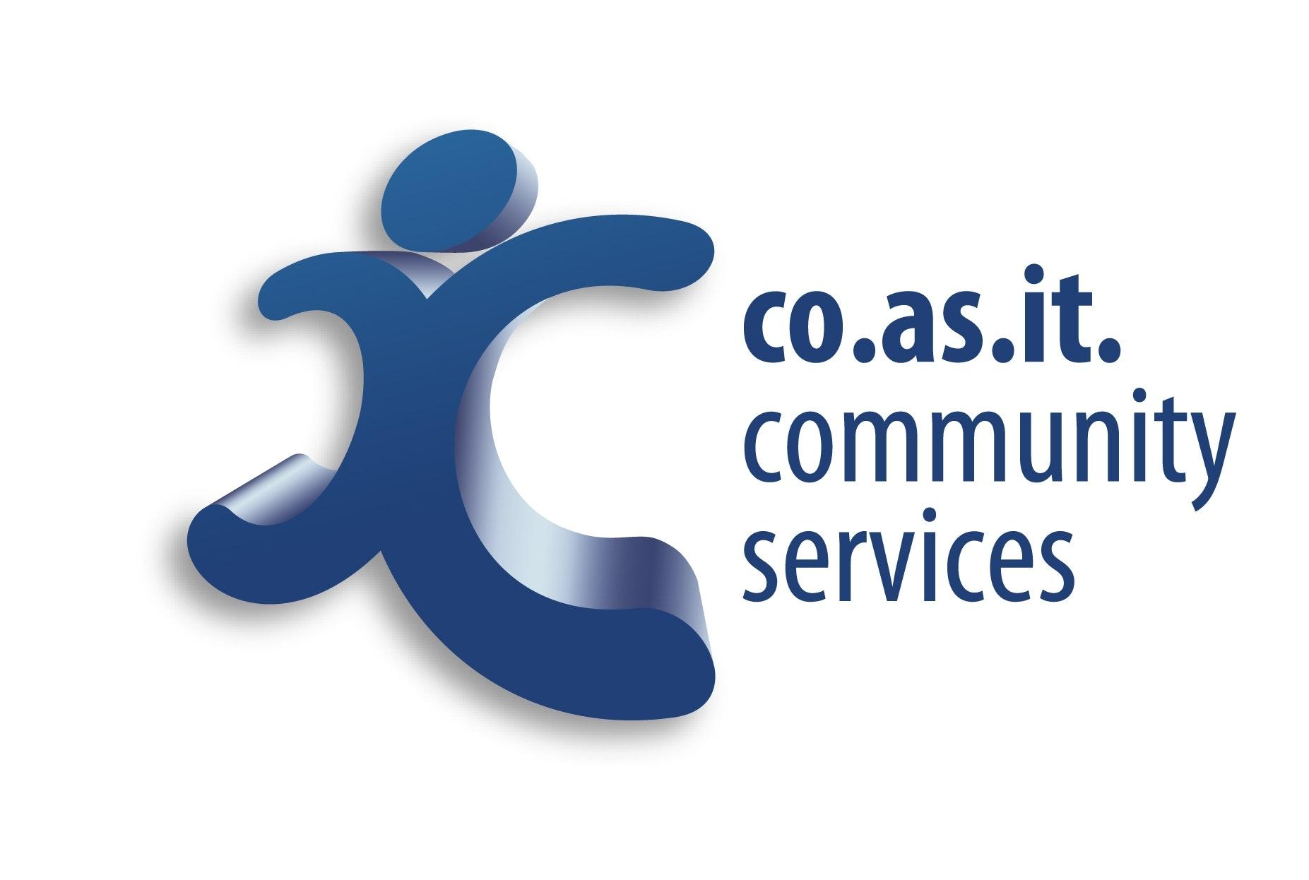 """Co.As.It. """"Adopt a Nonna or Nonno"""" Program Residential logo"""