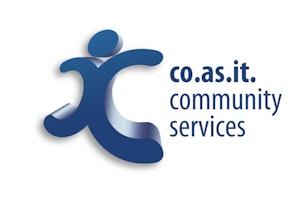 "Co.As.It. ""Adopt a Nonna or Nonno"" Initiative Residential logo"